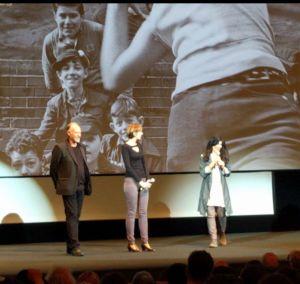 Debra Granik presenta il suo film Leave no trace